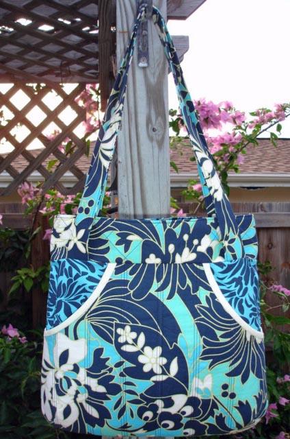 AB Blue Bag