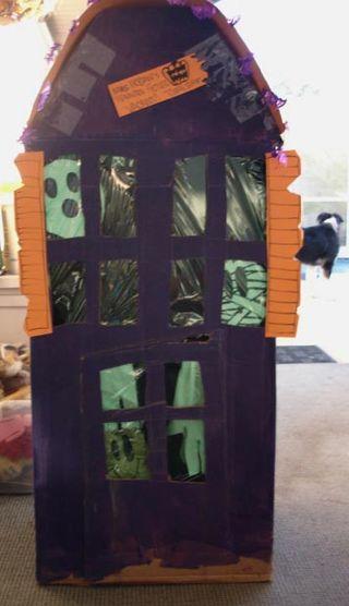 Preschool haunted House
