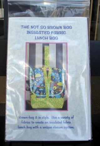 Lunch Bag Pattern