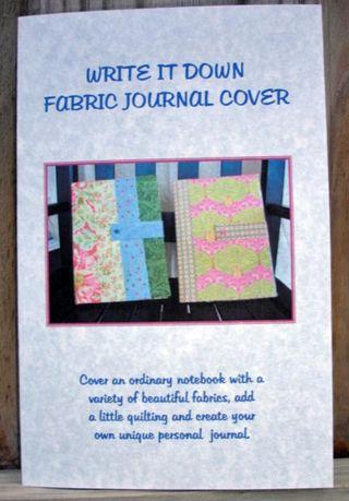 Pattern Fabric Journal