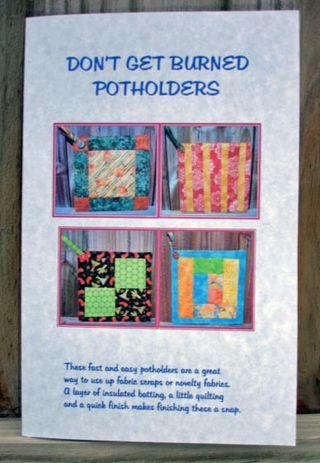 Pattern Potholders