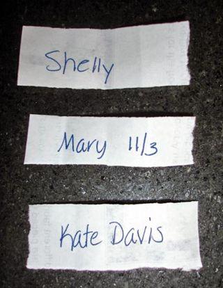 Bucket Names