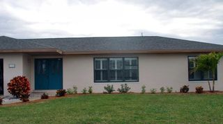 House After Landscaping