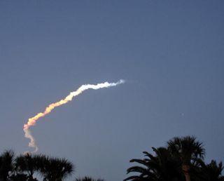 Rocket Launch 1