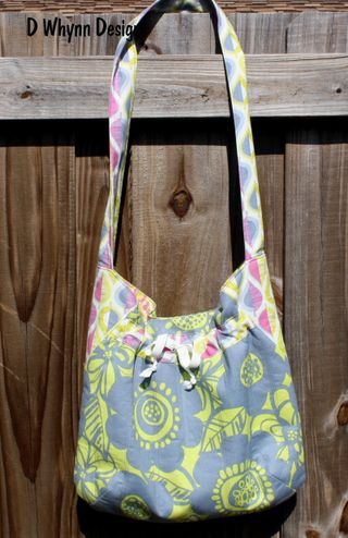 Lella Bag Green Gray