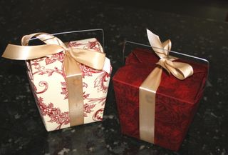 Take Out Gift Boxes A