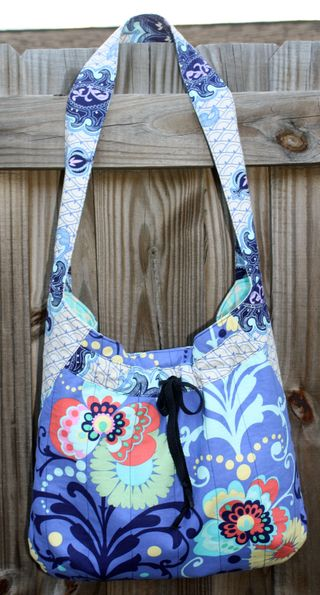 Lella Bag Butler Blue