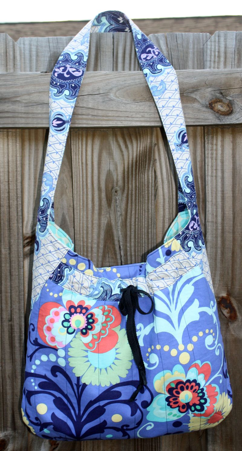 Lella Bag Butler Blue