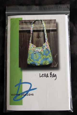Lella Bag Pattern Front 1 11 09