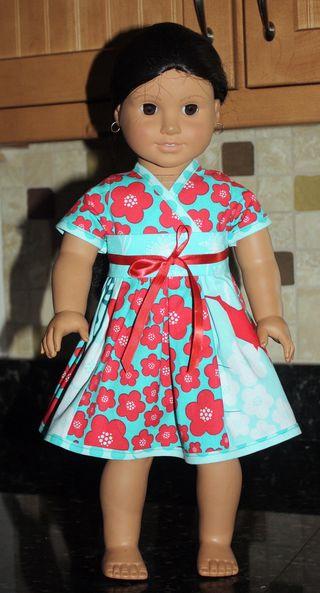 Kyoko Doll Dress