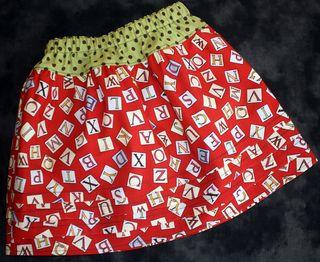 Ava Skirt Fairies