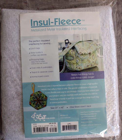 Insul Fleece Package