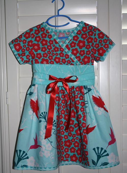Kyoko Kids Dress
