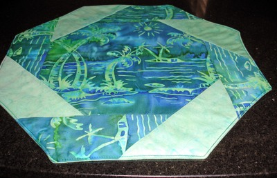 Placemat_green